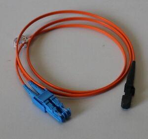 04-12-01619 Glasfaserkabel 1m Fiber-Craft GPE-922 501-MTRJ-002L001 Duplex FC