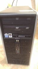 HP Compaq dc5800 Microtower Desktop Dual Core 2.6GHz 2GB 149GB HD (5) XP Pro