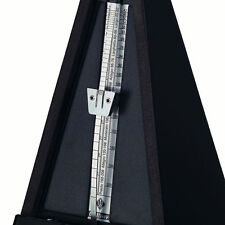 Wittner High Gloss Wood  Metronome : Black