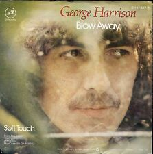7inch GEORGE HARRISON blow away GERMANY 1979 EX +PS