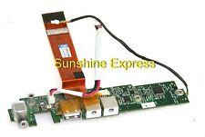 "Apple PowerBook G4 15"" Aluminum A1095 A1138 I/O DC-in Board 820-1602-A 922-6486"