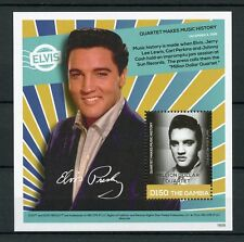 Gambia 2016 MNH Elvis Presley His Life in Stamps Million Dollar Quartet 1v SS II