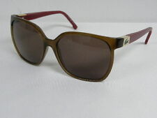 Lacoste L508S 213 Brown Red Butterfly Sunglasses L 508 S