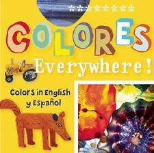 Colores Everywhere!: Colors in English and Spanish, San Antonio Museum of Art, G