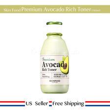 Skinfood Premium Avocado Rich Toner 180 ml + Free Sample [ US Seller ]