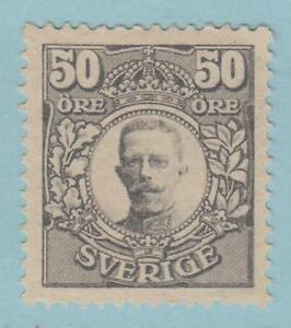 SWEDEN SC 89 - 50 ORE - MINT NEVER HINGED OG ** NO FAULTS EXTRA FINE !