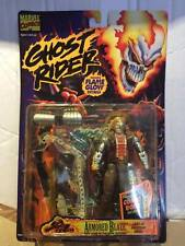TOYBIZ Marvel NUOVO SEALED Ghost Rider Figure-corazzata Blaze - 1996