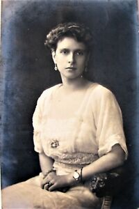 Princess Alice of Battenberg/ Princess Andrew of Greece (1885-1969)