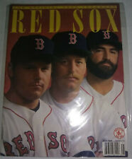 More details for boston red sox official 1990 & 1992 year books