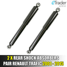 Renault Trafic Rear Shock Absorbers Pair Absorber Qty x 2 New 2001-2014 New
