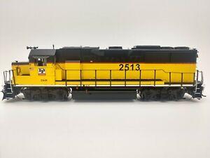 D&IR GP50 Locomotive #2513 Standard DC HO NIB - Athearn Genesis #ATHG65699