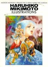 Haruhiko Mikimoto Illustrations, , Mikimoto, Haruhiko, Good, 1993-07-01,