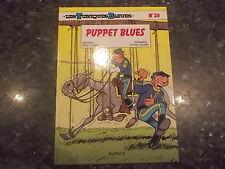belle reedition des tuniques bleus puppet blues