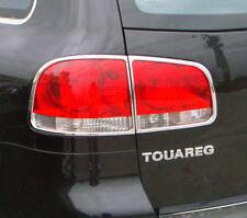 VW VOLKSWAGEN TOUAREG CHROME REAR LIGHT TRIM 2003-2006