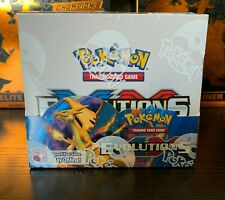 Evolutions Booster Box Brand New Factory Sealed