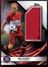 MLS TOPPS 2019 BOX W1 JUMBO RELIC DAX McCARTY 100cc Topps Kick Digital
