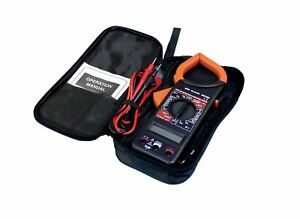 Bikeit Digital 1000 AMP Clamp Meter Tool Detect Electrical Field Around Wire