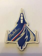 FRENCH RAFALE DISPLAY TEAM PVC BADGE PATCH