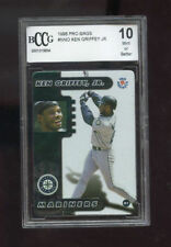 1998 Pro Mags Refridgerator Magnets Ken Griffey Jr. Graded Baseball Card BCCG 10