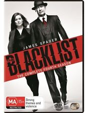 The Blacklist : Season 4 (DVD, 2017, 6-Disc Set)