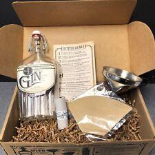 Hoochfusion Bootleg Botanicals Bathtub Gin No.9 Infusion Kit