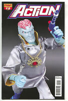 Codename Action 2 C Boom 2013 VF 1:15 Action Figure Photo Variant