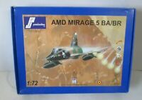 PJ Production 1:72 AMD Mirage 5 BA/BR