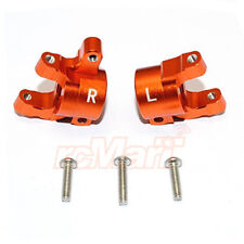 GPM Aluminum C-Hub 1 pair Orange For Axial SCX10 II RC Cars Crawler #SCX2019-OR