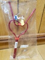 Disneys Snow White and the Seven Dwarfs Double Sipper Straw Snow White & Prince