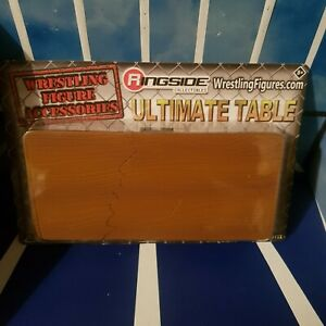 Ultimate Breakaway Table (3-Piece) - RSC - Accessories for WWE Wrestling Figures