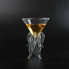 Octopus Drink Glass Cup Cocktail Jellyfish Party Vodka Shot Glassware Drinking