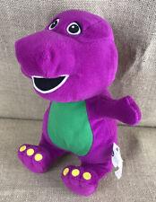 "PBS Barney Plush Figure 12"" Barney"