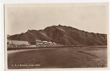 Aden, B.I. Barracks, Crater RP Postcard, B200