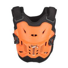 Leatt MX19 KIDS PEEWEE MX Motocross 2.5 Chest Guard/Armour - Orange