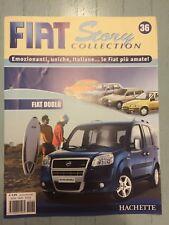 """FIAT STORY COLLECTION """" FIAT DOBLO' """" HACHETTE FASCICOLO"""