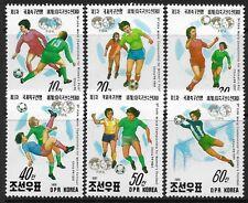 Sellos de Corea. 1991. Fútbol Copa Mundial de la mujer-China Set. SG: 3102/07. estampillada sin montar o nunca montada.