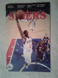 Philadelphia 76ers 2010 Media Guide
