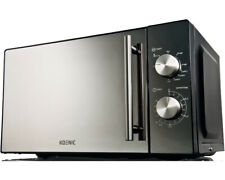 KOENIC KMW 2221 B Compakt 2in1 Microwelle mit Grill NEU & OVP