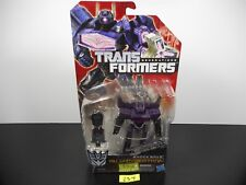 NEW & SEALED! TRANSFORMERS GENERATIONS FOC ~ SHOCKWAVE ~ 2011 DELUXE FIGURE 23-4