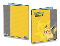 Pikachu-Ultra Pro, Pokemon Card Folder A4-9 Pocket-Portfolio Binder Album