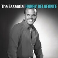 HARRY BELAFONTE (2 CD) THE ESSENTIAL ~ GREATEST HITS~BEST OF *NEW*