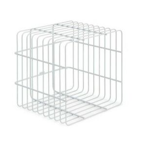 Zomo vs-Rack Cube White Vinylaufbewahrung For Ca 100-120 Lps