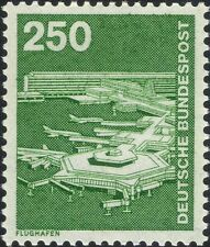 Germany 1975 Industry/Technology/Aircraft/Airport/Transport/Planes 1v (n29148u)