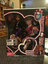 Monster High Doll: Clawdeen Wolf: Sweet 1600th Collection-rare