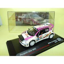 PEUGEOT 206 WRC RALLYE DE MADEIRA 2003 F. DELECOUR ALTAYA 1:43 3ème