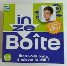 JEU DE SOCIETE ENFANTS IN ZE BOITE 5-99 ANS JOUET TOY GAME