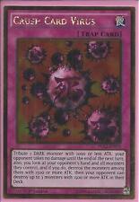 Yugioh PGL2-EN070 Crush Card Virus Gold Rare - 1st Edition