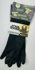 Star Wars The Mandalorian Yoda The Child Unknown Species Cleaning Gloves NWT
