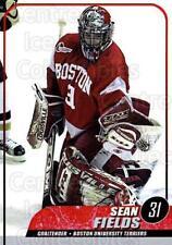 2003-04 Boston University Terriers #10 Sean Fields