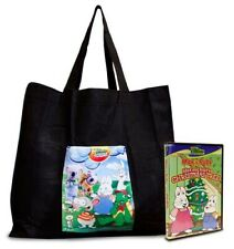 MAX AND RUBY - MAX AND RUBY'S CHRISTMAS TREE (WITH TOTE BAG) (BOXSET) (DVD)